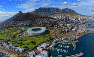 Cape Town South Africa Wallpaper