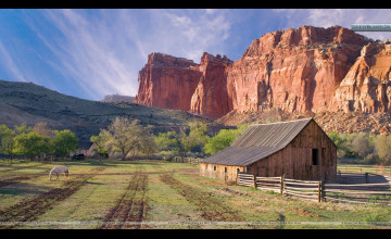 Capitol Reef National Park Wallpapers