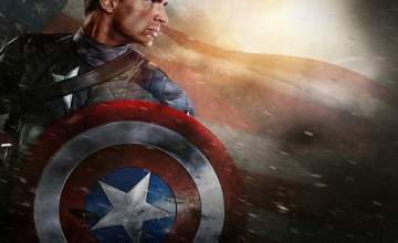 Captain America Free Wallpaper