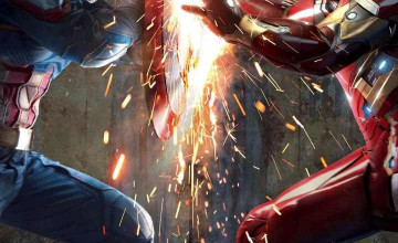 Captain America Vs Iron Man Wallpapers