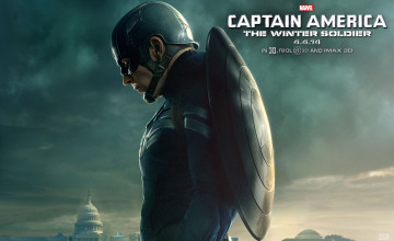 Captain America Wallpaper Desktop