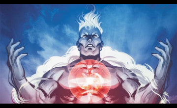 Captain Atom Wallpapers