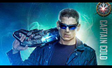 Captain Cold Wallpapers