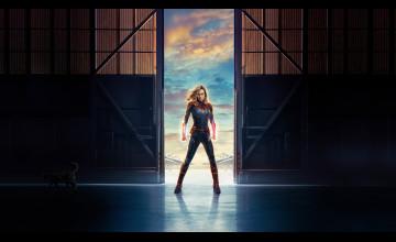Captain Marvel 4K Wallpapers
