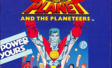 Captain Planet And The Planeteers Wallpapers