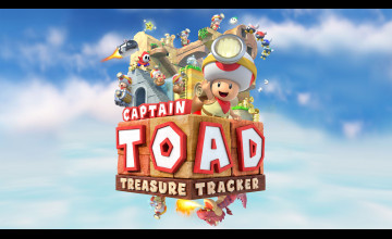Captain Toad Wallpaper