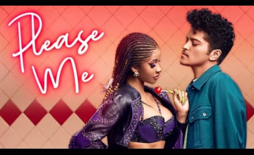 Cardi B And Bruno Mars Please Me Wallpapers