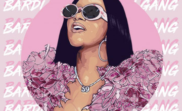 Cardi B IPhone Wallpapers