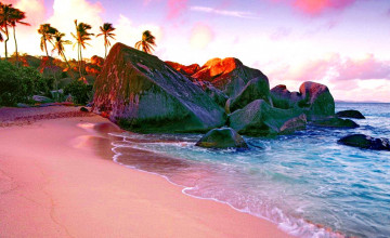 Caribbean Islands Wallpaper