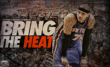 Carmelo Anthony Knicks Wallpaper