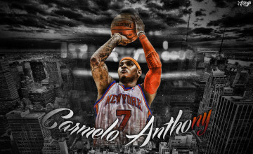 Carmelo Anthony Wallpaper 2015