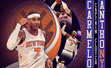 Carmelo Anthony Wallpaper