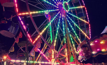 Carnival At Night Aesthetic Wallpapers