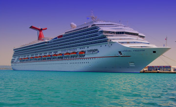 Carnival Cruise Ship Wallpaper