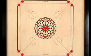 Carrom Background