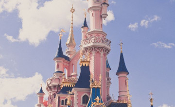 Castle Disneyland Paris Wallpapers