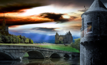 Castle Wallpaper Download for Laptops