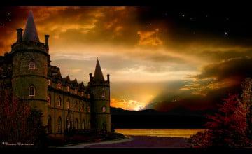 Castle Wallpaper Theme