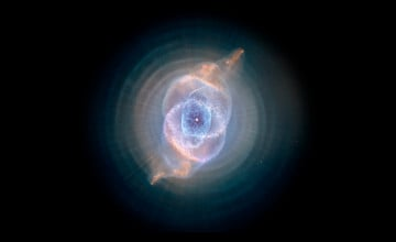 Cat\'s Eye Nebula Wallpaper