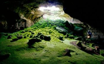 Cave Wallpaper