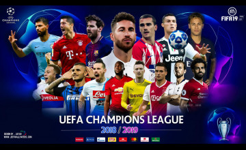 Champions League 2019 Wallpapers
