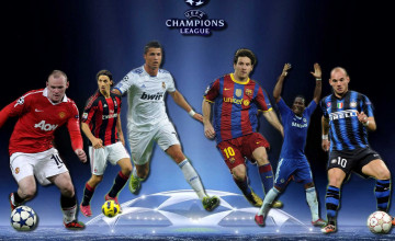 Champions League Wallpaper 2011