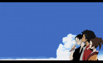 Champloo Wallpaper
