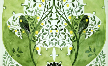 Charles Voysey Wallpaper