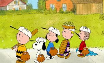 Charlie Brown Spring Wallpaper