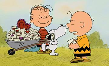 Charlie Brown Valentine Wallpaper