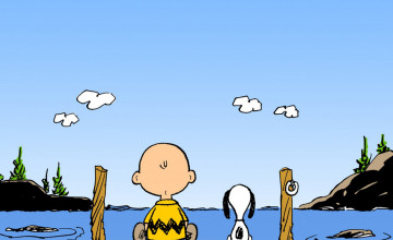 Charlie Brown Wallpaper for Computer