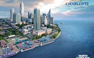 Charlotte NC Wallpaper