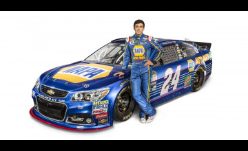 Chase Elliott 24 Wallpaper