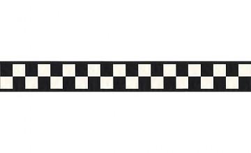 Checkerboard Wallpaper Border