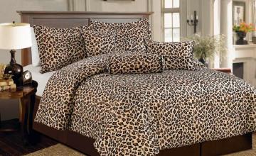 Cheetah Wallpaper for Bedroom