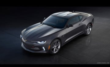 Chevrolet Camaro 2016 Wallpaper