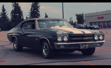 Chevrolet Chevelle Wallpapers