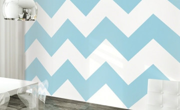 Chevron Removable Wallpaper