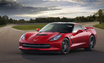 Chevy Corvette Stingray Wallpaper