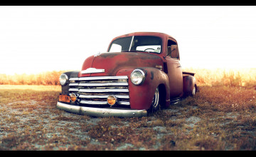 Chevy Truck Wallpaper Desktop