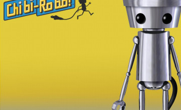 Chibi Robo Wallpaper
