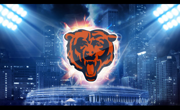 Chicago Bear Wallpaper
