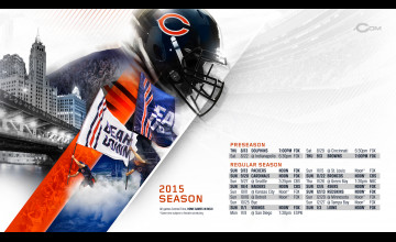 Chicago Bears Wallpaper 2015