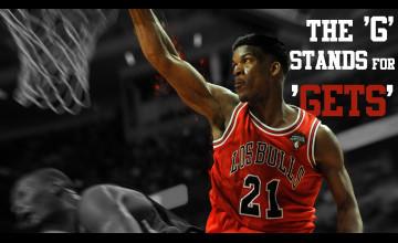 Chicago Bulls Jimmy Butler Wallpaper
