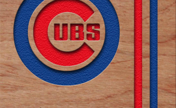 Chicago Cubs Phone Wallpaper