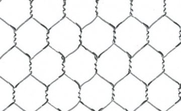 Chicken Wire Wallpaper