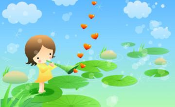 Children Background Wallpaper