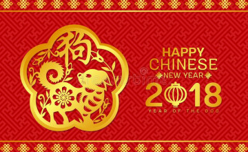 Chinese New Year 2018 Wallpapers