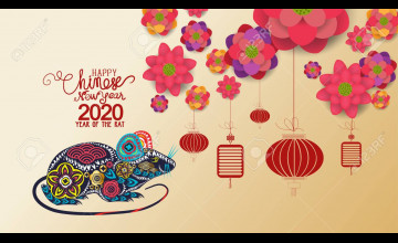 Chinese New Year 2020 Wallpapers