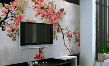 Chinese Wall Murals Wallpaper